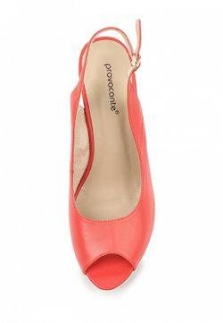 Босоножки Provocante                                                                                                              розовый цвет