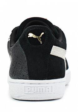 Кеды Puma                                                                                                              чёрный цвет