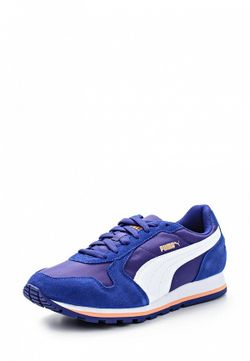 Кроссовки Puma                                                                                                              синий цвет