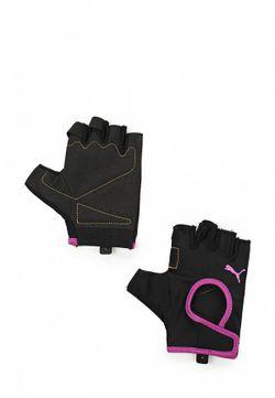 Перчатки Для Фитнеса Puma                                                                                                              чёрный цвет