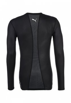 Лонгслив Спортивный Puma                                                                                                              чёрный цвет
