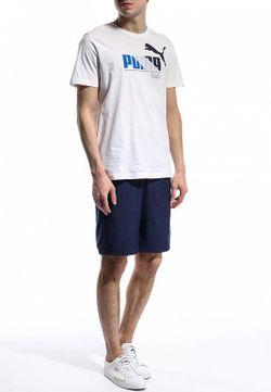 Шорты Спортивные Puma                                                                                                              синий цвет
