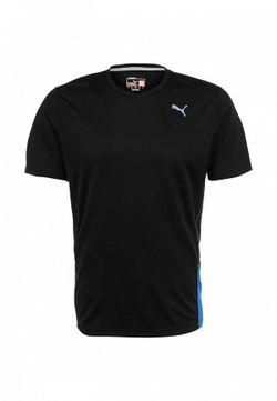 Футболка Спортивная Puma                                                                                                              чёрный цвет