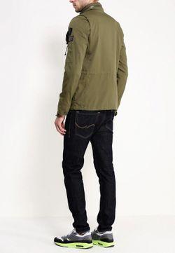 Куртка Puma                                                                                                              хаки цвет