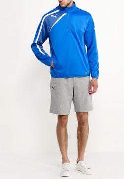 Олимпийка Puma                                                                                                              синий цвет