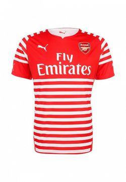 Футболка Спортивная Puma                                                                                                              красный цвет