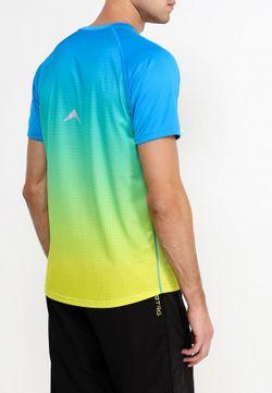 Футболка Спортивная Puma                                                                                                              голубой цвет