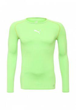 Лонгслив Спортивный Puma                                                                                                              зелёный цвет