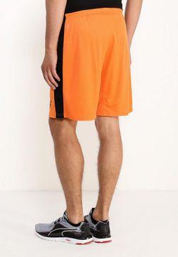 Шорты Спортивные Puma                                                                                                              оранжевый цвет