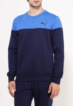 Свитшот Puma                                                                                                              синий цвет