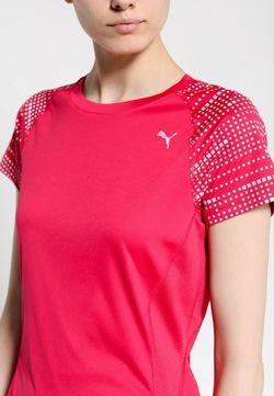 Футболка Спортивная Puma                                                                                                              розовый цвет