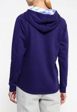 Толстовка Puma                                                                                                              фиолетовый цвет