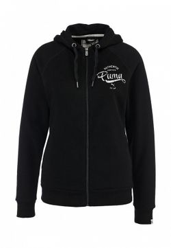 Толстовка Puma                                                                                                              чёрный цвет
