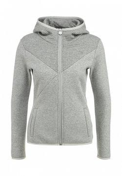 Толстовка Puma                                                                                                              серый цвет