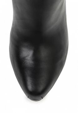 Ботильоны Pura Lopez Pura López                                                                                                              чёрный цвет