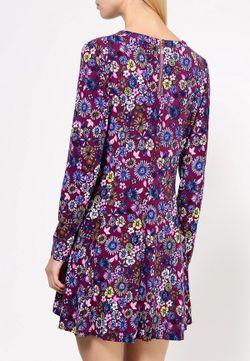 Платье Qed London                                                                                                              многоцветный цвет