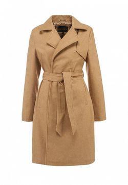 Пальто Qed London                                                                                                              Горчичный цвет