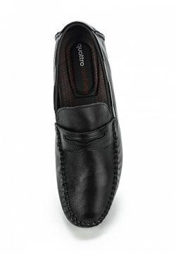 Мокасины Quattrocomforto                                                                                                              чёрный цвет