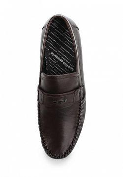 Лоферы Quattrocomforto                                                                                                              коричневый цвет