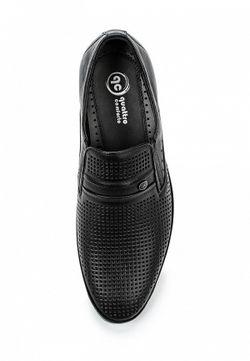 Лоферы Quattrocomforto                                                                                                              черный цвет