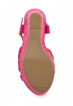 Босоножки Queen Vivi                                                                                                              розовый цвет