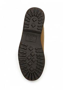 Ботинки Quiksilver                                                                                                              коричневый цвет