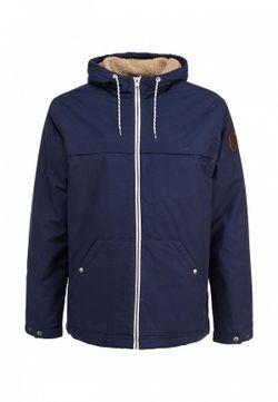 Куртка Утепленная Quiksilver                                                                                                              синий цвет