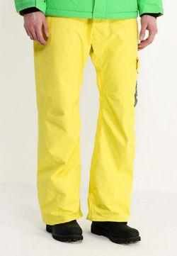 Брюки Горнолыжные Quiksilver                                                                                                              желтый цвет