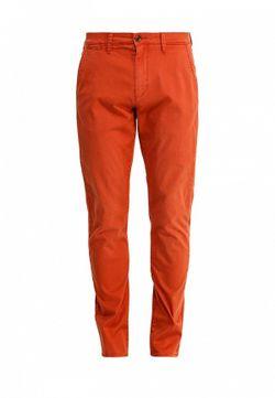 Брюки Quiksilver                                                                                                              оранжевый цвет