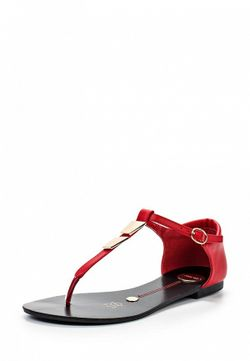 Сандалии Raxmax                                                                                                              красный цвет