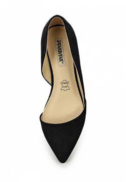Туфли Raxmax                                                                                                              чёрный цвет
