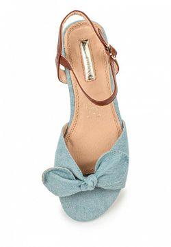 Сандалии Raxmax                                                                                                              голубой цвет