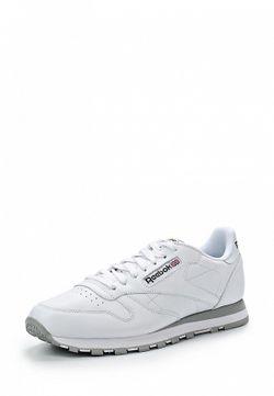 Кроссовки Reebok Classics                                                                                                              белый цвет