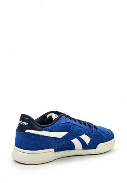 Кроссовки Reebok Classics                                                                                                              синий цвет
