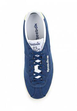 Кеды Reebok Classics                                                                                                              синий цвет