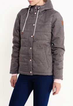 Куртка Утепленная Reebok Classics                                                                                                              серый цвет
