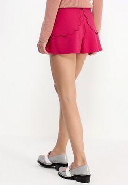 Шорты Red Valentino                                                                                                              Фуксия цвет