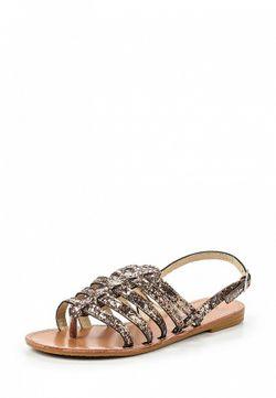 Сандалии Retro Shoes                                                                                                              Бронзовый цвет