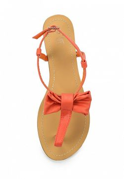 Босоножки Retro Shoes                                                                                                              Коралловый цвет