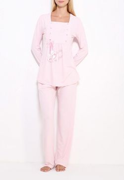 Пижама Relax Mode                                                                                                              розовый цвет