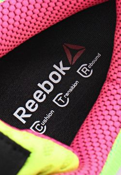 Кроссовки Reebok                                                                                                              многоцветный цвет