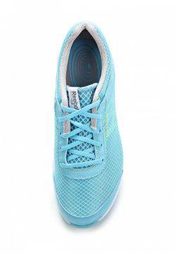 Кроссовки Reebok                                                                                                              голубой цвет