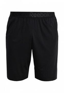 Шорты Спортивные Reebok                                                                                                              чёрный цвет