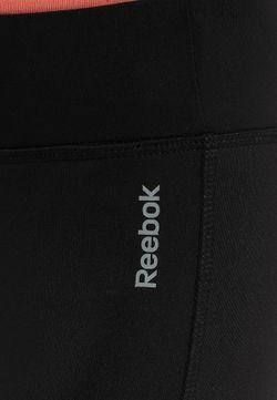 Леггинсы Спортивные Reebok                                                                                                              черный цвет
