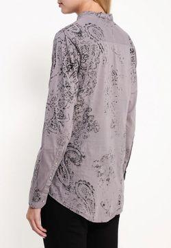 Блуза Replay                                                                                                              серый цвет