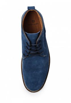 Ботинки River Island                                                                                                              синий цвет