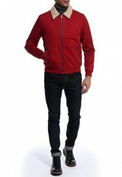Куртка Утепленная River Island                                                                                                              красный цвет