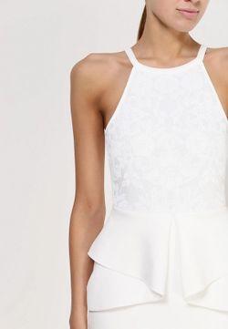 Платье River Island                                                                                                              белый цвет