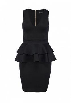 Платье River Island                                                                                                              чёрный цвет