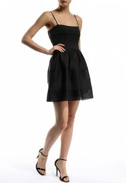 Платье Rinascimento                                                                                                              черный цвет